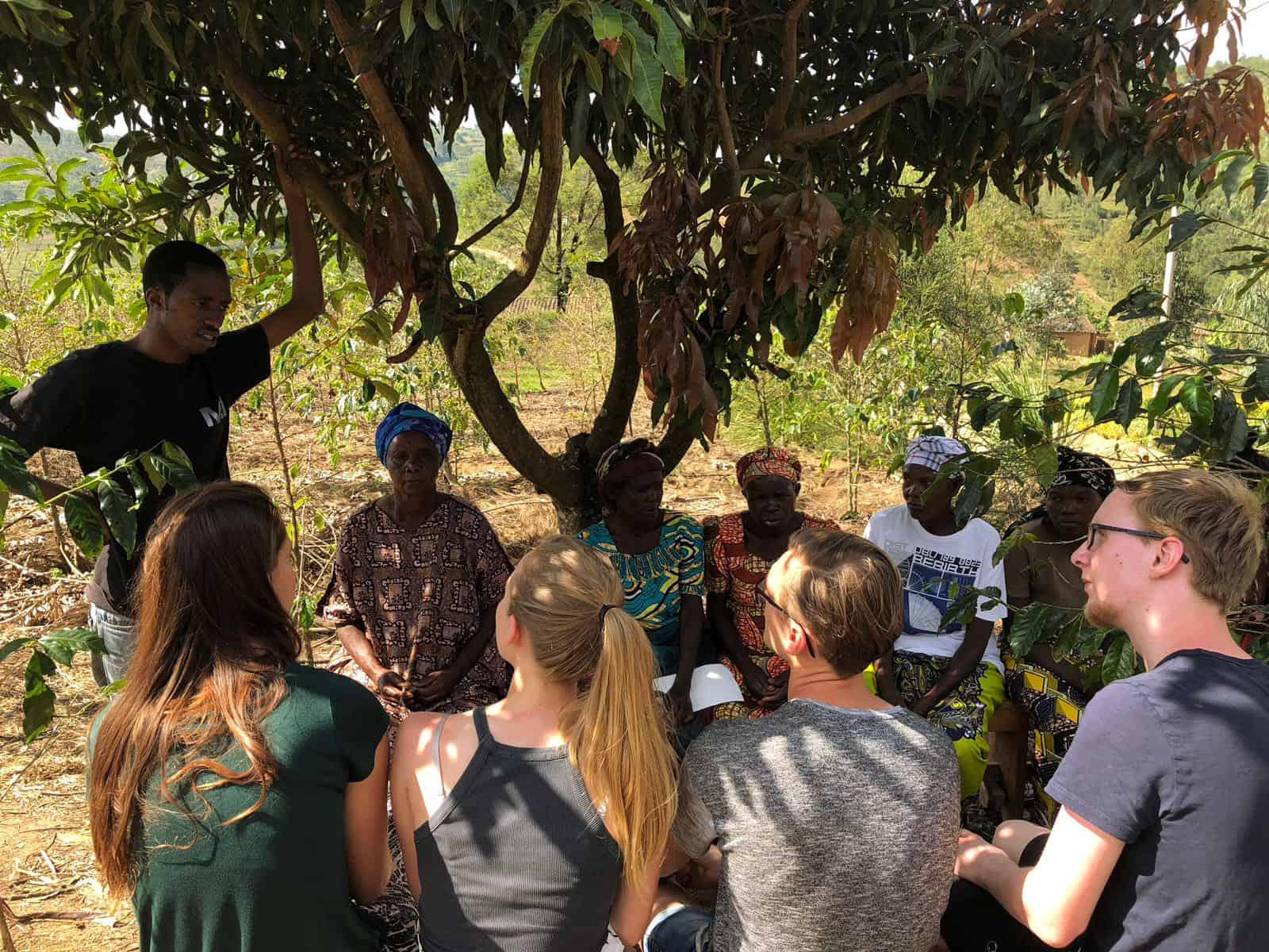 Het Bèkske, rwandese koffie, specialty koffie, empower, Rwanda
