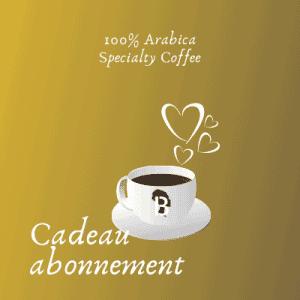 CADEAU Bèkske specialty koffie