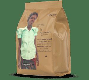 Bèkske specialyt coffee cadeau geven XS