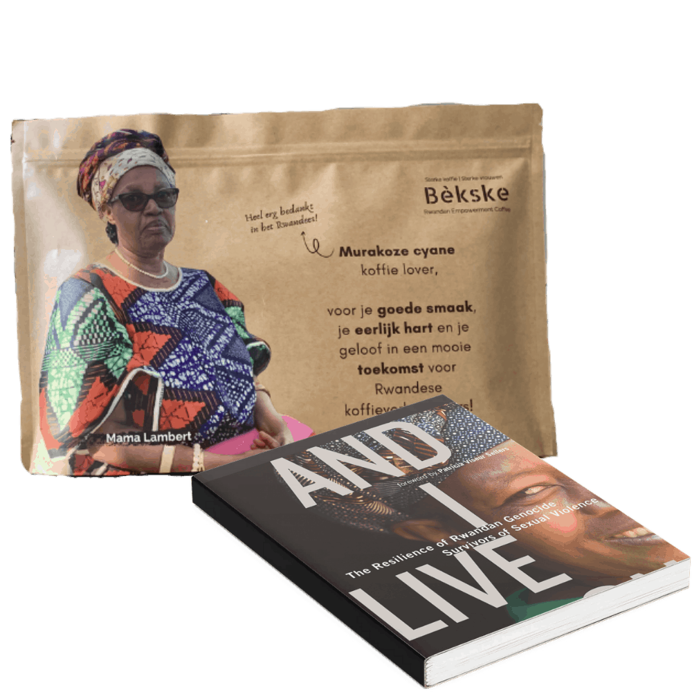Bekske specialty coffee - Empowering women in Rwanda